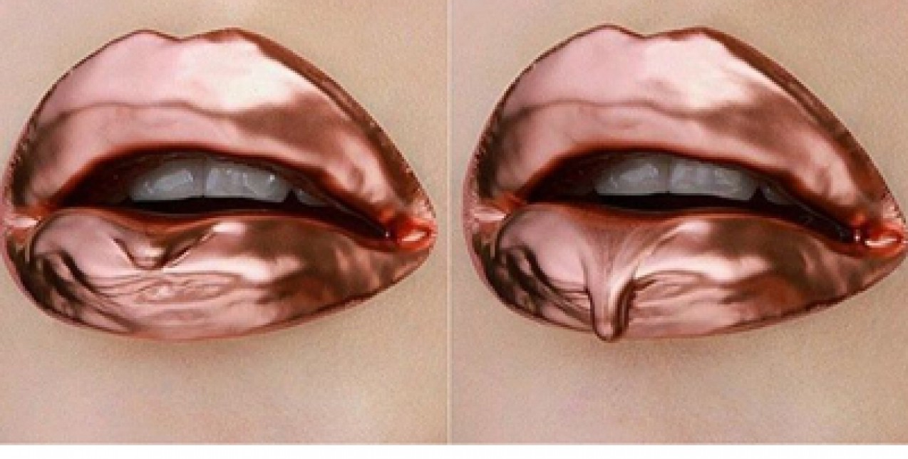 Rose Gold Lips, Anyone?