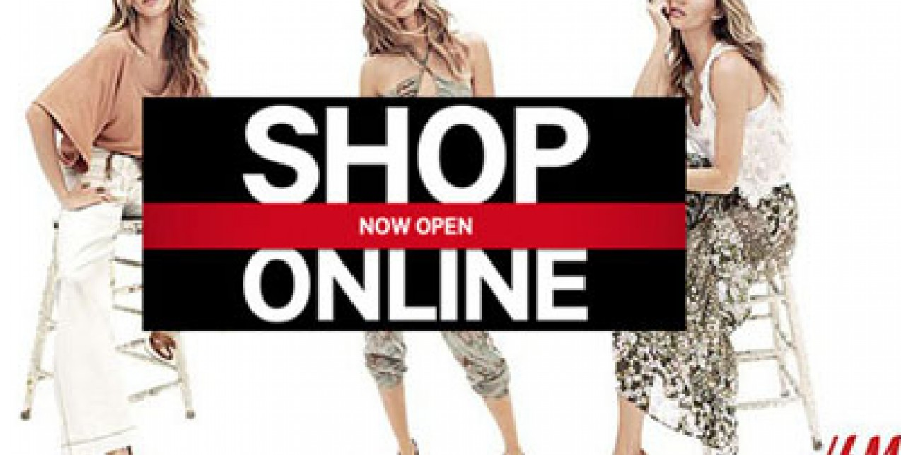 Shop Online party starts now!