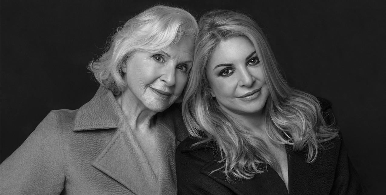 Like mother, like daughter: Χριστίνα Πολίτη & Υακίνθη Καραβίτη