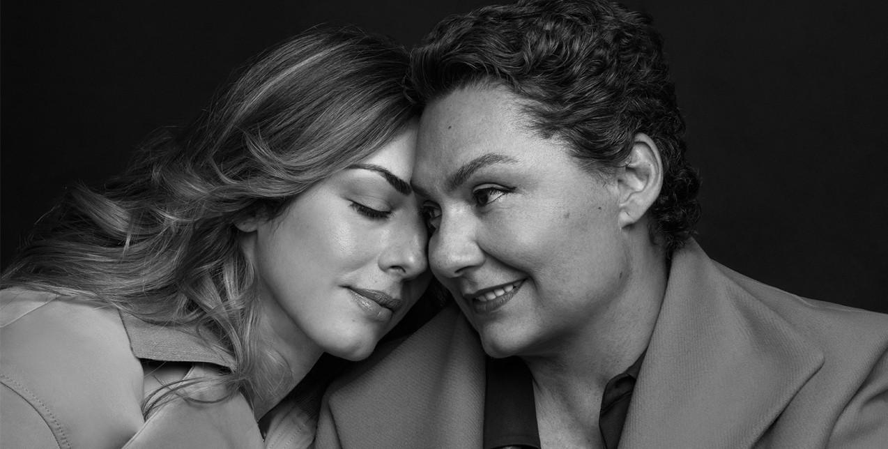 Like mother, like daughter: Ρέα & Λίλα Βιτάλη