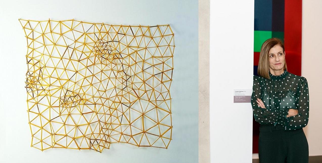 Η curator Ειρήνη Οράτη μιλάει για τη σύγχρονη ελληνική τέχνη