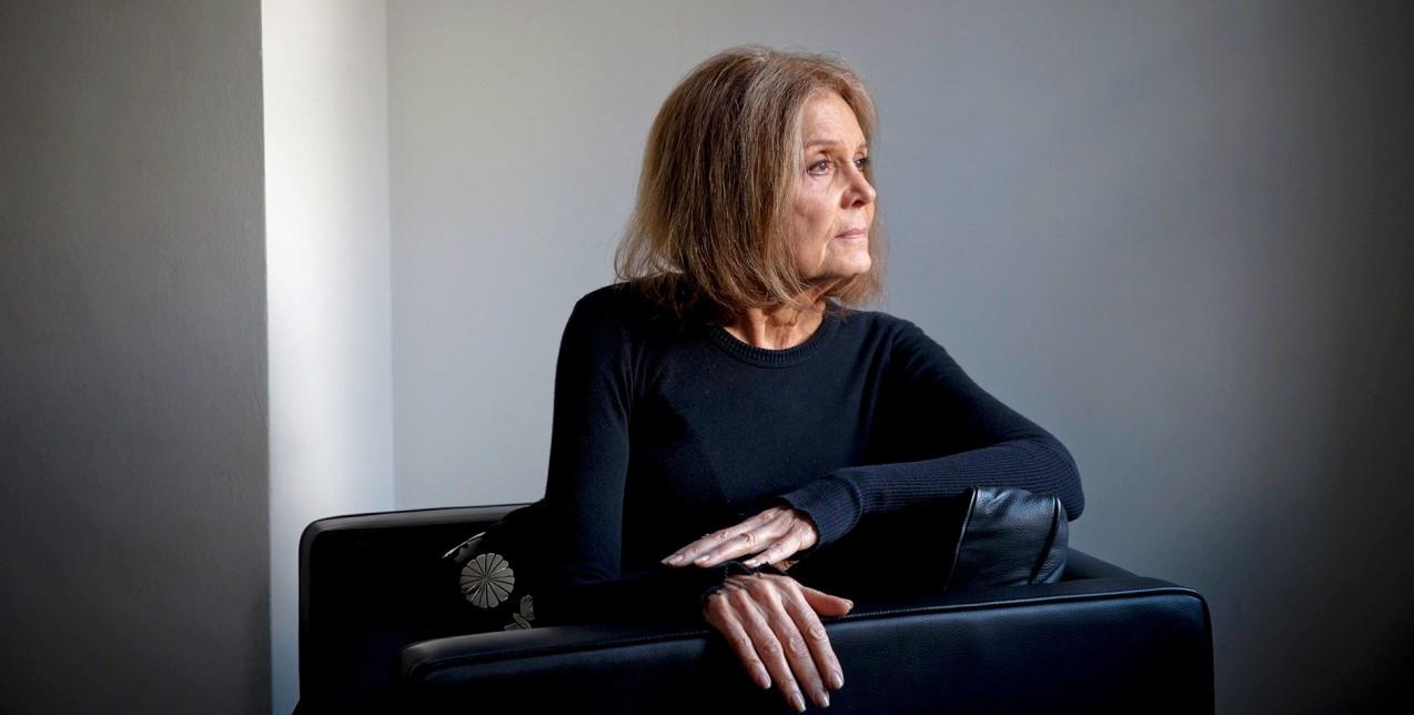 Gloria Steinem: Η ζωή μιας δυναμικής γυναίκας