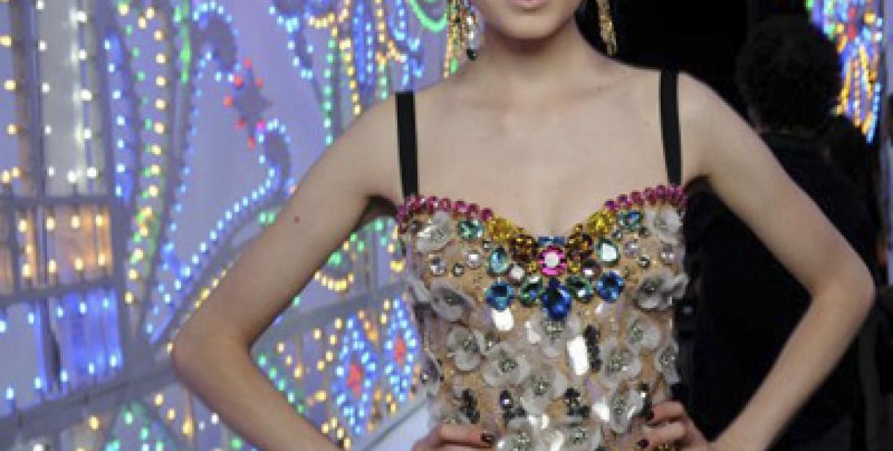Dolce & Gabbana SS12