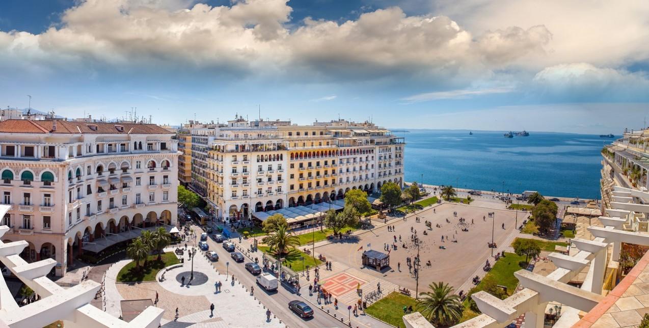 Στάση στη Θεσσαλονίκη κάνει ο Δρόμος του μεταξιού