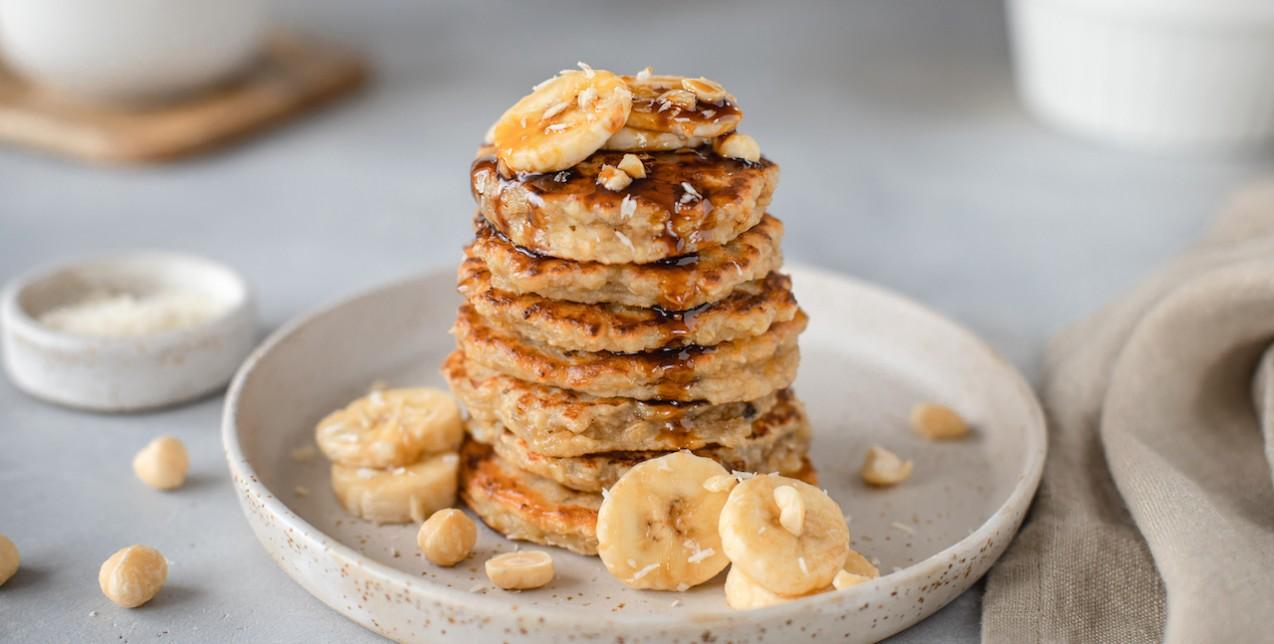 No sugar: 10 λαχταριστά γλυκά με μπανάνα που θα λατρέψετε
