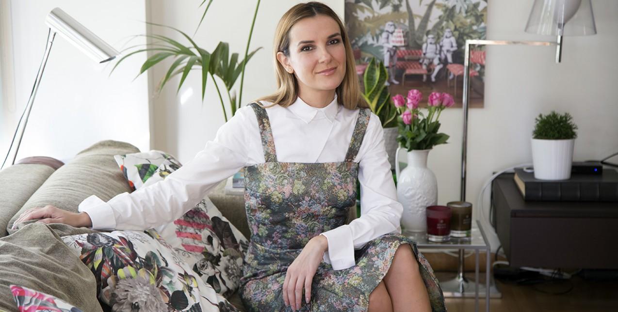 Beauty Insider: Ζέτα Τσακούμη