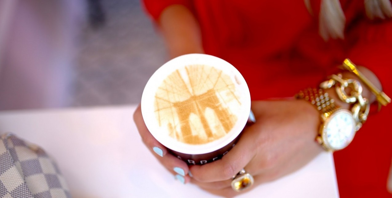 Coffee art: Πρόσωπα και σχέδια στον καφέ σας
