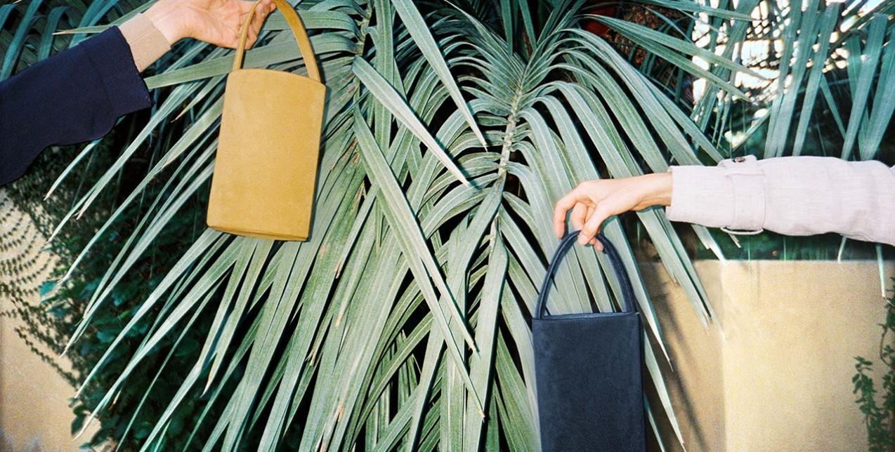 Η πρώτη τσάντα της Marais USA βρίσκεται ήδη σε κυκλοφορία