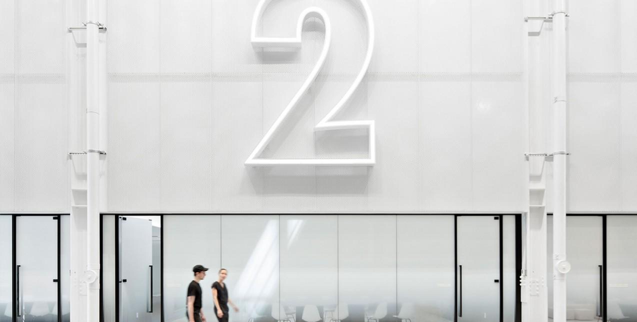 Tα νέα New York Headquarters της Nike ξεπερνούν κάθε φαντασία