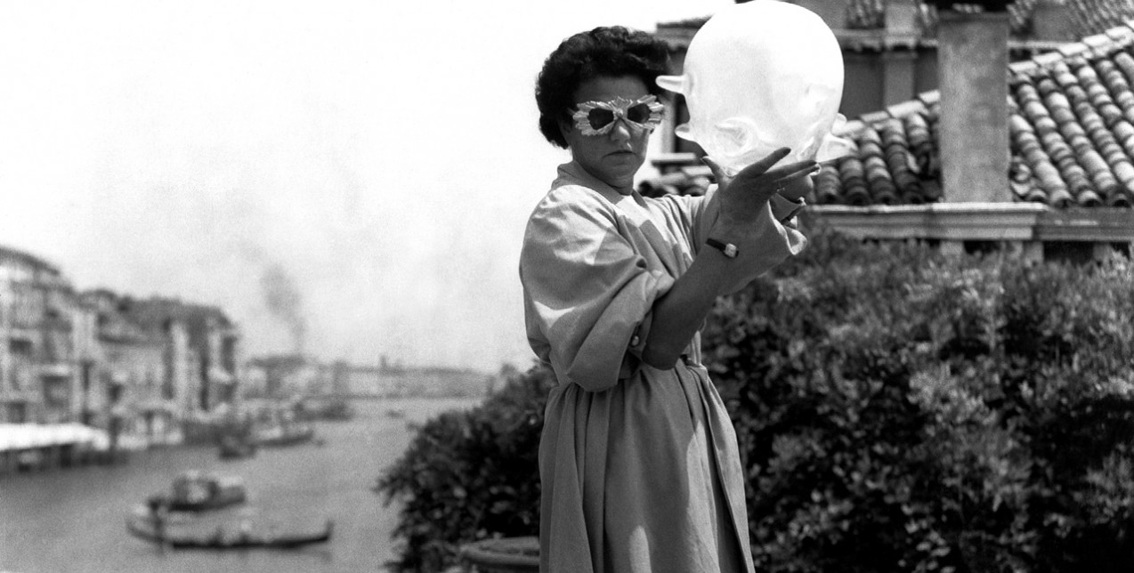 10 πράγματα που πρέπει να γνωρίζετε για την Peggy Guggenheim