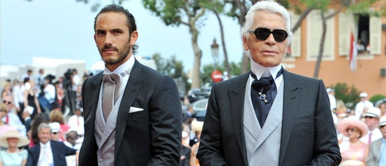 Ο σωματοφύλακας του Karl Lagerfeld έγινε σχεδιαστής