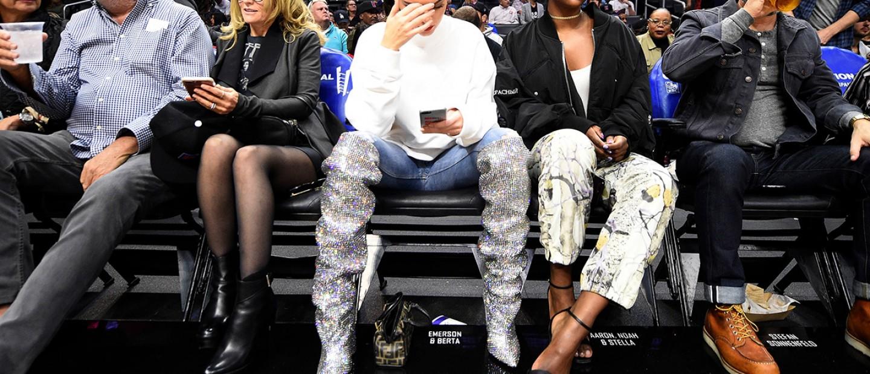 Το φαινόμενο sparkling boots