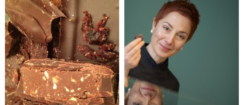 Οι σοκολάτες της Μίνας Αποστολίδη έχουν ενθουσιάσει τους Βέλγους