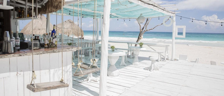 Γνωρίστε τα καλύτερα beach bars στο πρώτο πόδι Χαλκιδικής