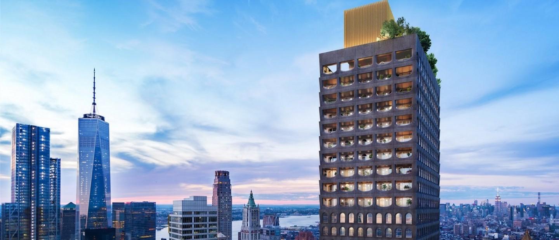 Μία ματιά στον πρώτο ουρανοξύστη του David Adjaye στο Μανχάταν
