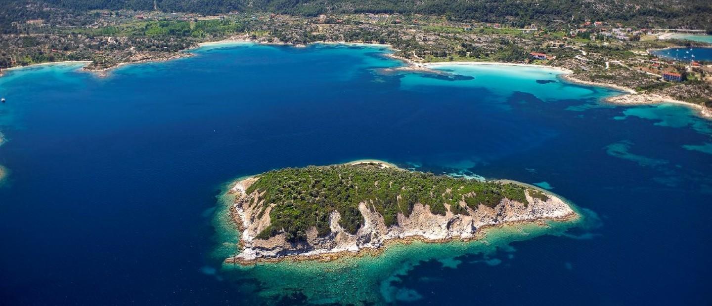 3 νησάκια της Χαλκιδικής για μαγικές αποδράσεις