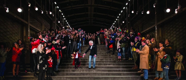 Ο εμβληματικός οίκος Ralph Lauren γιόρτασε τα 50 του χρόνια