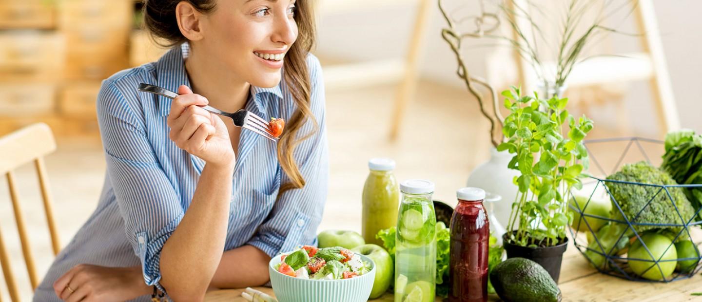 Χάστε βάρος φτιάχνοντας τη σωστή σαλάτα