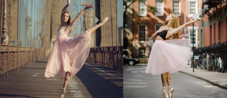 Συνέντευξη με την Ελληνίδα μπαλαρίνα που εντυπωσίασε τη Νέα Υόρκη
