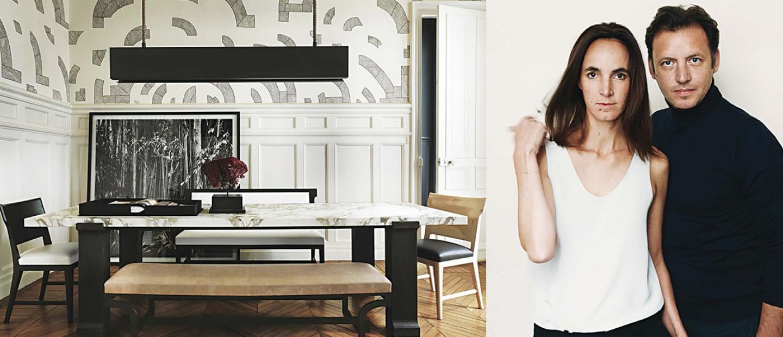 Ένα διαμέρισμα στο Παρίσι με αρχοντιά και γαλλική φινέτσα