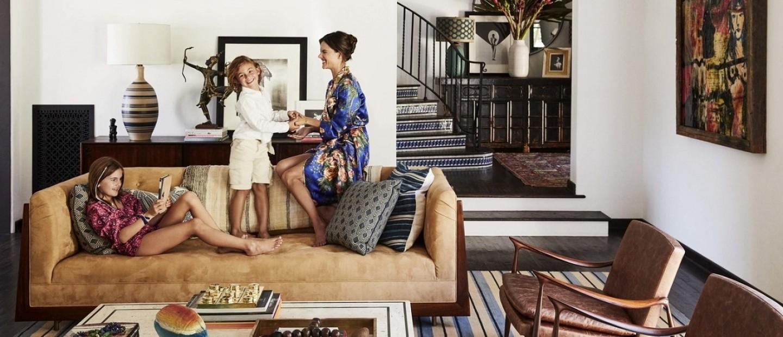 Δείτε το υπέροχο σπίτι της Alessandra Ambrosio στην Καλιφόρνια