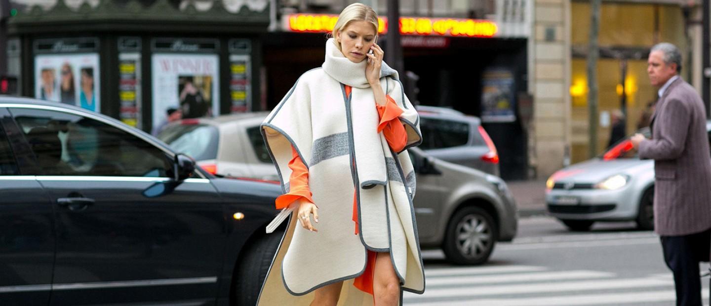 Πώς να φορέσετε το poncho τη φετινή σεζόν