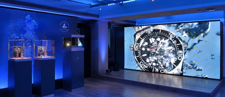 Παρουσιάστηκε η ολοκαίνουρια συλλογή Omega Seamaster Diver 300m
