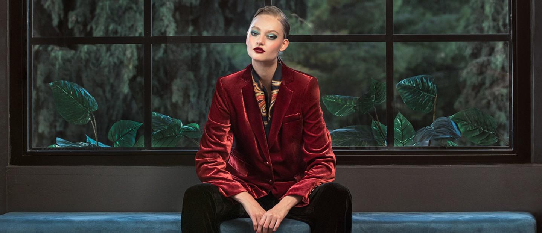 Το fashion editorial του GLOW Δεκεμβρίου παρουσιάζει υπέροχα κομμάτια για sparkling looks