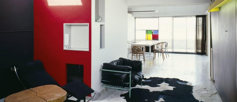 To διαμέρισμα του κορυφαίου αρχιτέκτονα Le Corbusier στο Παρίσι ανοίγει τις πόρτες του στο κοινό
