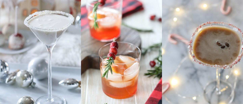 4 χριστουγεννιάτικα cocktails που οφείλετε να δοκιμάσετε στο σπίτι