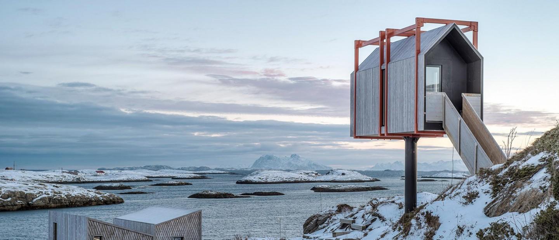Μείνετε σε υπέροχες κατοικίες σχεδιασμένες από διάσημους αρχιτέκτονες