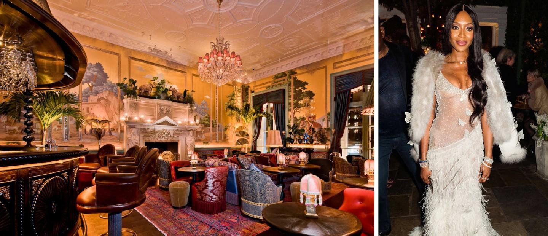 Το πάρτι στο διάσημο club του Λονδίνου Annabel's αμέσως μετά τα βραβεία BAFTA