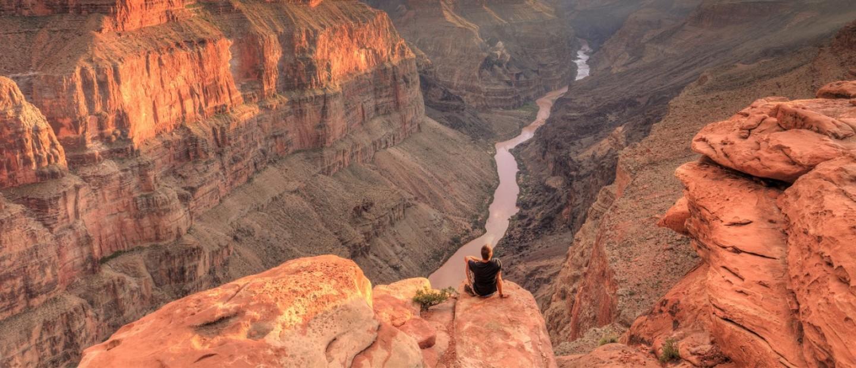 Περιηγηθείτε στο Grand Canyon μέσα από φωτογραφίες που κόβουν την ανάσα