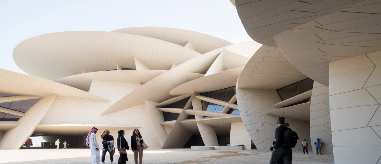 Εθνικό Μουσείο του Κατάρ: Ένα αρχιτεκτονικό επίτευγμα του Jean Nouvel