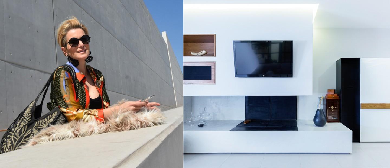 Ένα μοντέρνο διαμέρισμα στο κέντρο της Αθήνας με αύρα εξοχικού