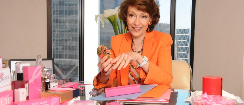 Evelyn H. Lauder: Η οραματίστρια που άλλαξε τον κόσμο