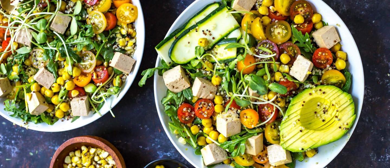 Φτιάξτε το δικό σας Βuddha bowl