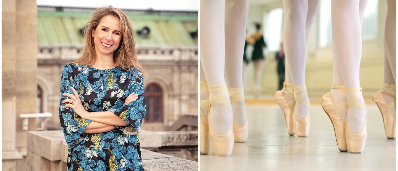 Χριστιάνα Στεφάνου: H νέα διευθύντρια της Ακαδημίας Μπαλέτου της Κρατικής Όπερας της Βιέννης μιλάει για τις προκλήσεις της θέσης της