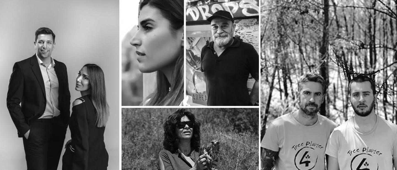 Ένα καλύτερο μέλλον: Συζητώντας με τους Έλληνες που ξεχωρίζουν για το σημαντικό εθελοντικό τους έργο