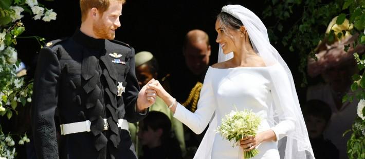 Όλες οι λεπτομέρειες του bridal look της Meghan Markle