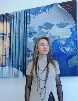 Στέλλα Κουκουλάκη: Εκεί που η τέχνη συναντά την τεχνολογία