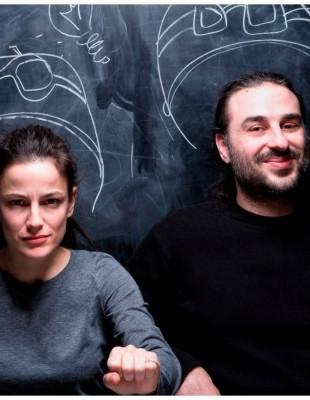 Μπάμπης Παπανικολάου και Χριστίνα Τσιραγγέλου: Perfect combination