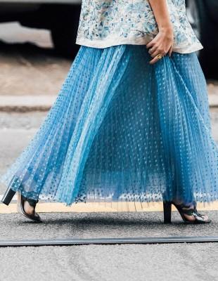 Look of the week: Γιατί το ballerina style πρέπει να μπει τώρα στην γκαρνταρόμπα σας