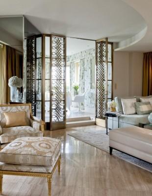 Μέσα στο πολυτελές ξενοδοχείο που πέρασε τον μήνα του μέλιτος η Gwyneth Paltrow