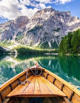 5+1 λίμνες που το χειμερινό τους τοπίο κλέβει την παράσταση