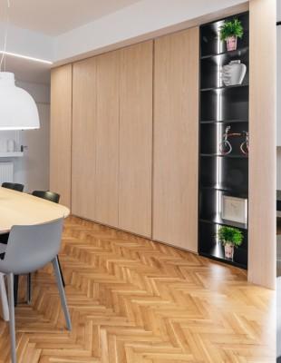 Frame house: Ένα σύγχρονο διαμέρισμα στη Θεσσαλονίκη που τολμάει να διαφέρει