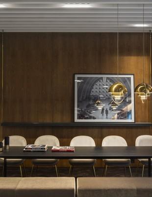 Υψηλή αισθητική στο νέο Goldair Handling lounge στο Ελευθέριος Βενιζέλος