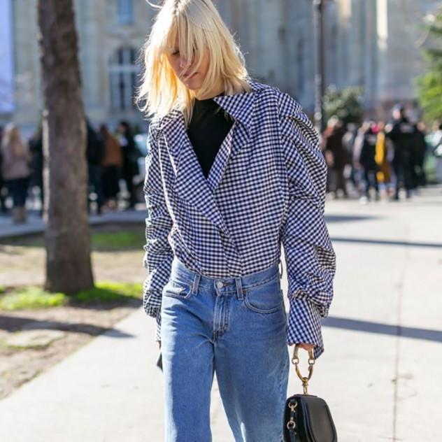 Tα 7 tips για να φοράτε το gingham όλο τον χρόνο