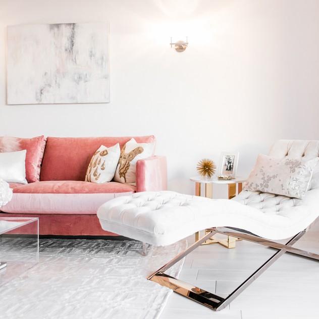 Απίθανες ιδέες για ένα rose gold διαμέρισμα που θα λατρέψετε