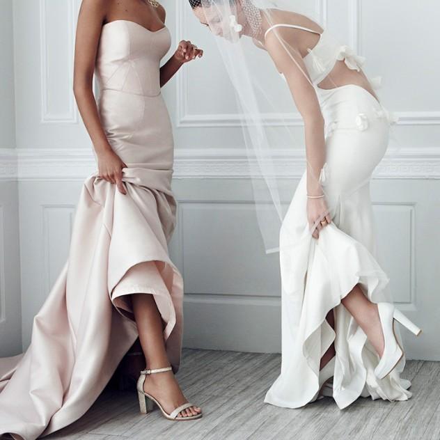 Bridal shoes guide: οι ωραιότερες επιλογές για in fashion νύφες